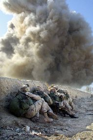 Afghan bombing 26 Nov 2002, Oleg Nikishin, Getty Images